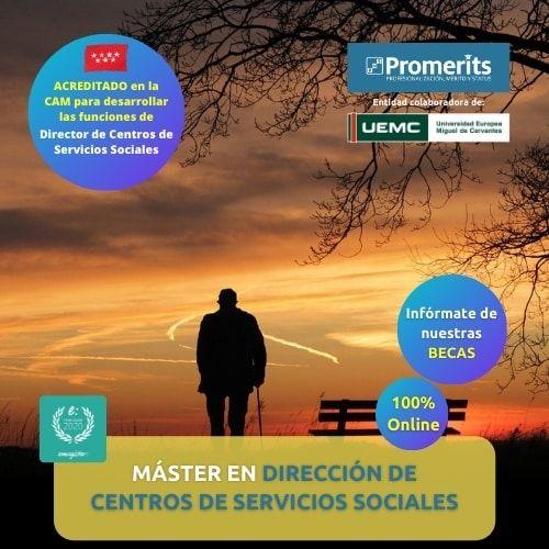 Máster Centros Sociales