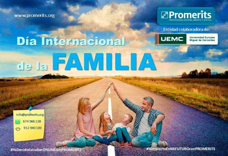 Día internacional de la Familia