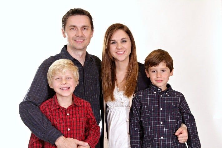 Familia biparental