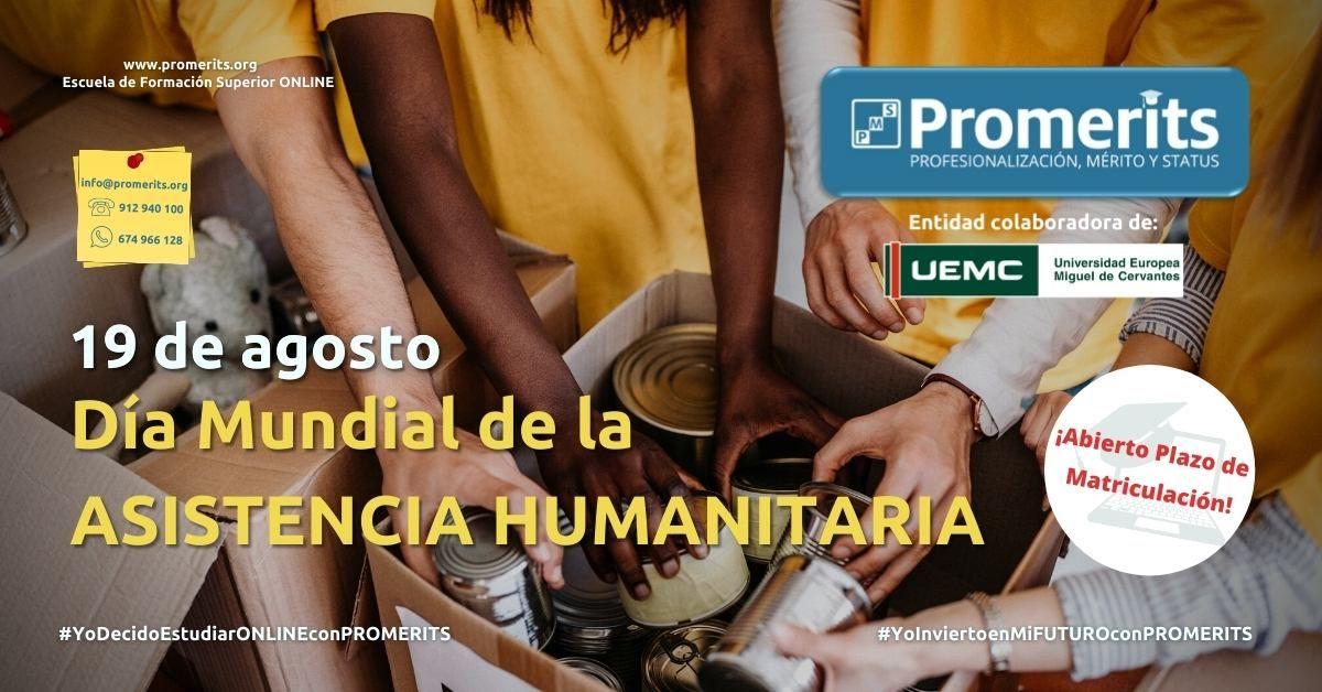 Día de la Asistencia Humanitaria